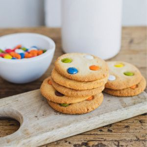 Cookies de lacasitos sin gluten