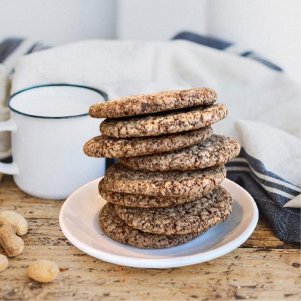 Chocolate Cookies: Vegan and Gluten Free
