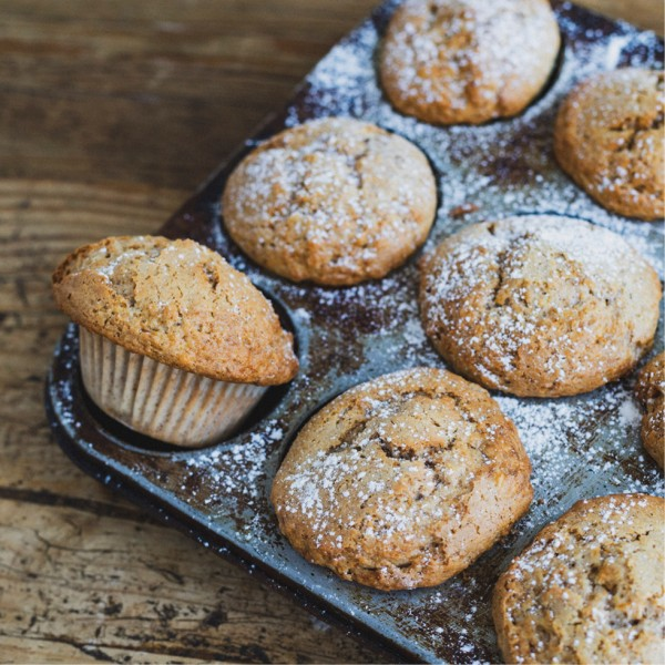 Muffins (magdalenas)