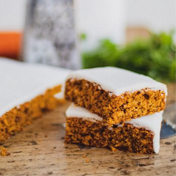 Cake de Zanahoria con pasas
