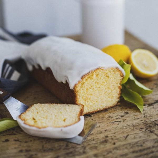 Lemon Cake sense gluten (Pà de pessic de llimona)